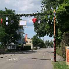 Bogen an der Hauptstrasse