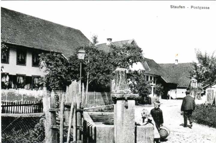 Postgasse_Brunnen